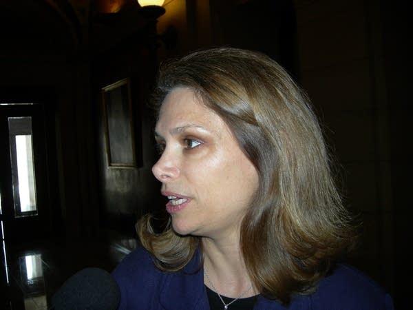 DFL Senator  Tarryl Clark