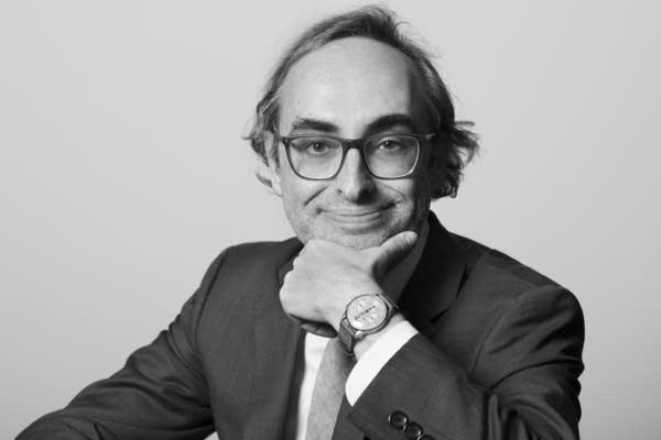 Novelist Gary Shteyngart