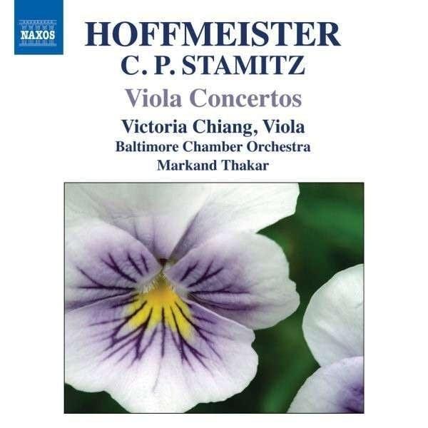 Stamitz/Hoffmeister: Viola Concertos