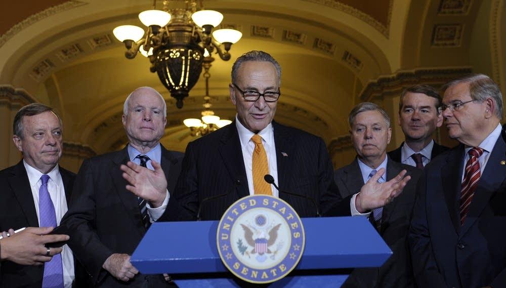 Senate Democrats Propose $1 Trillion Infrastructure Plan