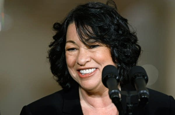 Supreme Court nominiee Sonia Sotomayor
