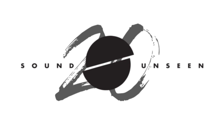 Sound Unseen 20 logo
