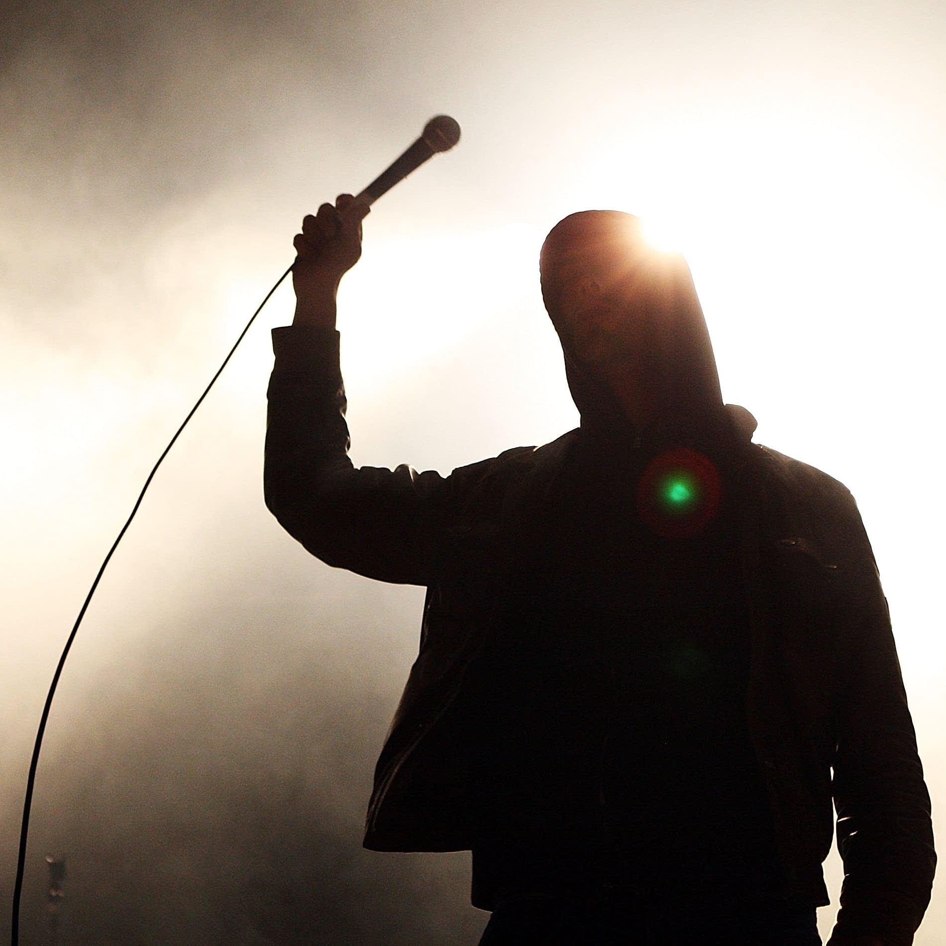 Richard Ashcroft performs in Australia in 2010.