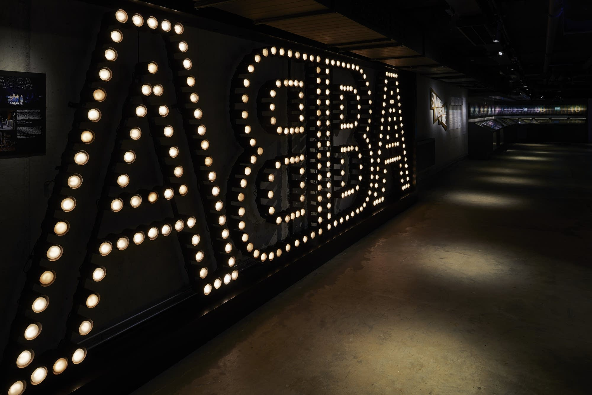 ABBA The Museum in Stockholm, Sweden