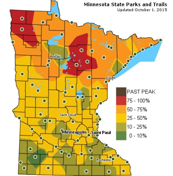 mn dnr fall color map with Fall Colors Week 3 on Normal Sept Temps Return Mid Week Fall Color Update likewise 4113208 Interactive Map Traces Minnesotas Fall Colors moreover Index moreover Mesg 5 64024 as well Best Times And Places For Fall Color.