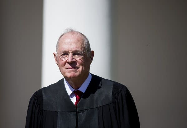 U.S. Supreme Court Associate Justice Anthony Kennedy.