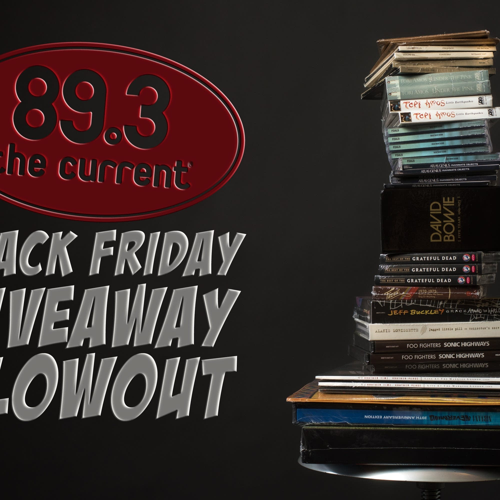 The Current's Black Friday Giveaway Blowout