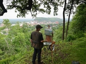 Plein air painters descend on Red Wing