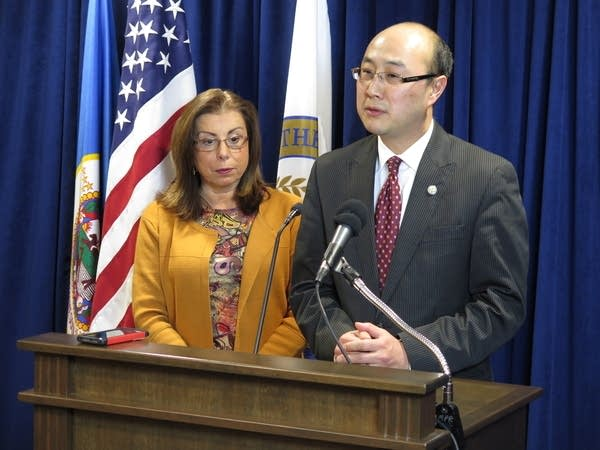 Silva, Choi discuss school violence across county