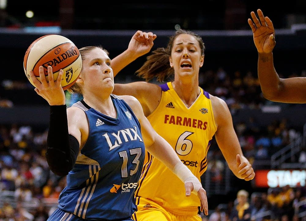 Lindsay Whalen, Jenna O'Hea