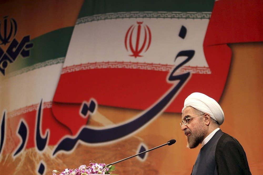 Hasan Rouhani