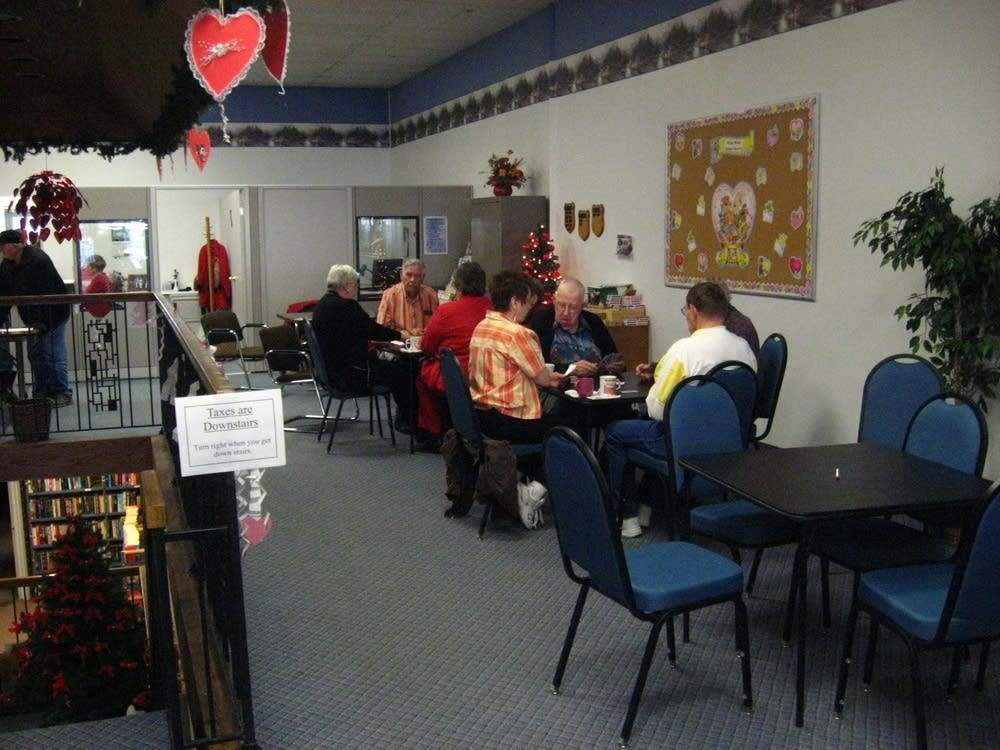 Fergus Falls senior center
