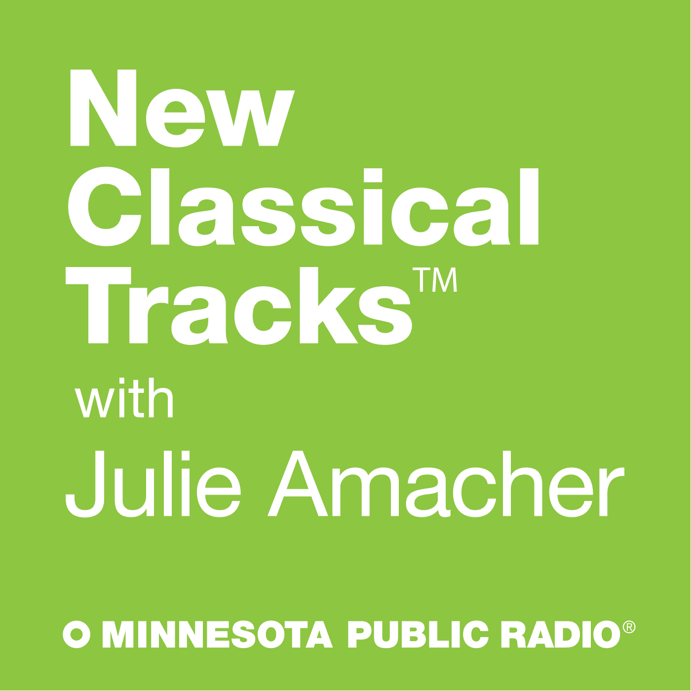 New Classical Tracks Podcast