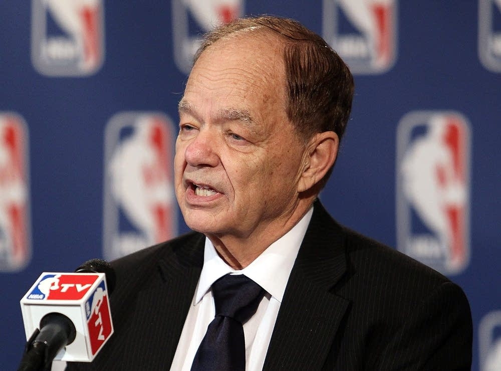 Glen Taylor, owner of the Minnesota Timberwolves