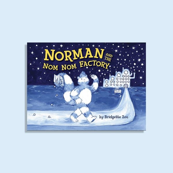 Julie's Library: Norman and the Nom Nom Factory