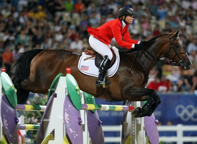 Olympics Day 13 - Equestrian