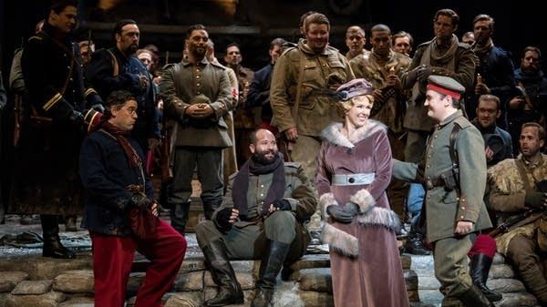 Minnesota Opera: 'Silent Night' - 2018 revival