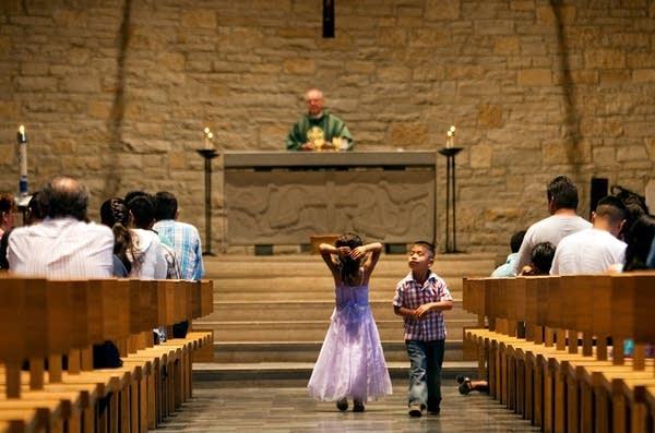 Listening to mass