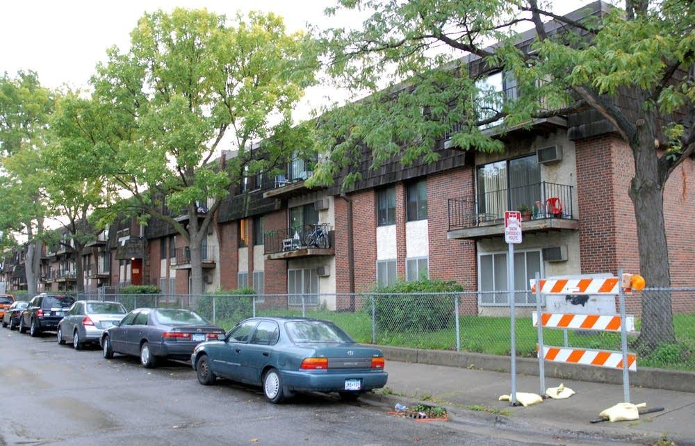 Minneapolis apartment