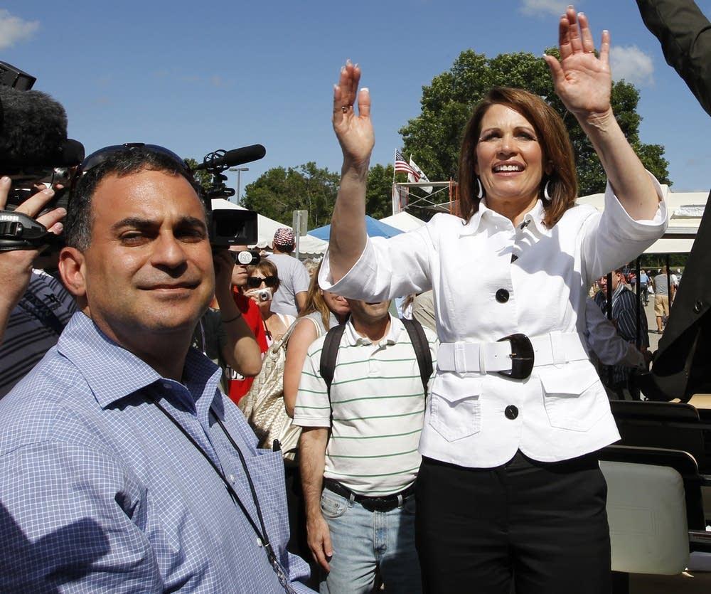 Michele Bachmann, Keith Nahigian