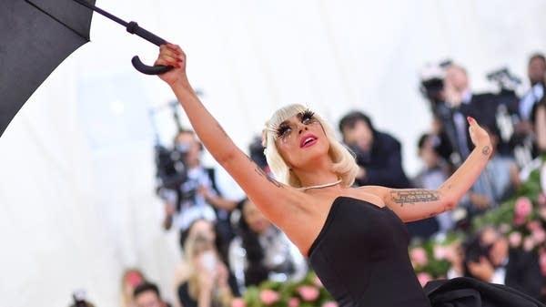 Lady Gaga in New York in 2019