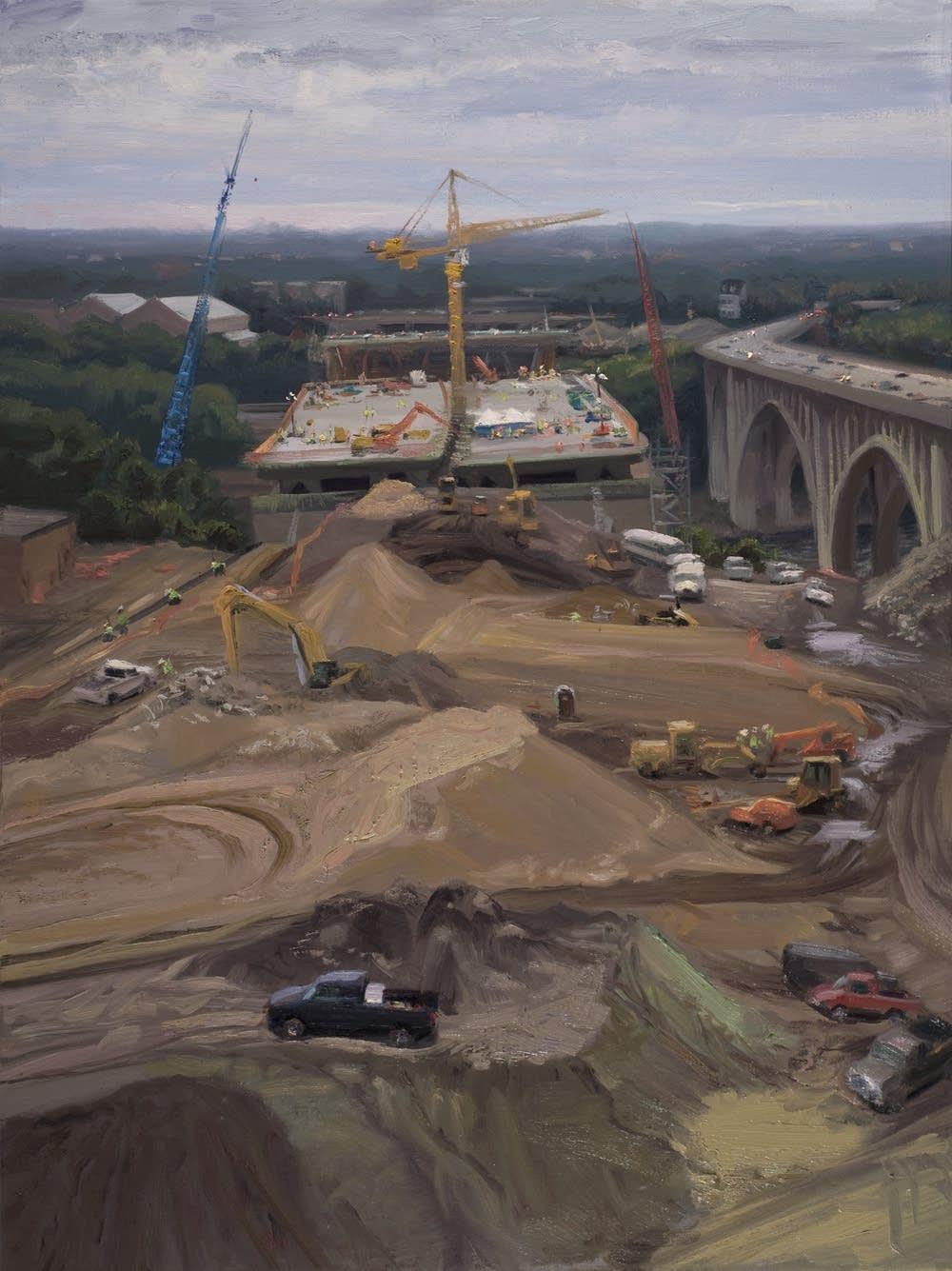 'Dirt' 2008