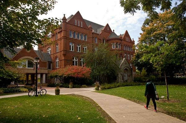 Macalester Old Main