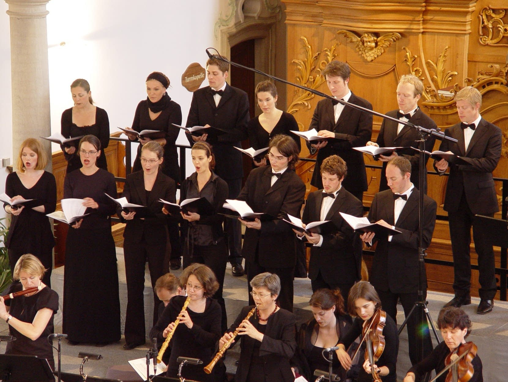 The Choir and Orchestra of the J.S. Bach Foundation