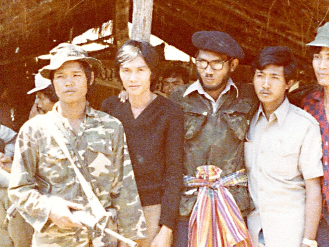 "Leaders of the Khmer Serei (""Free Khmer"") fighters"