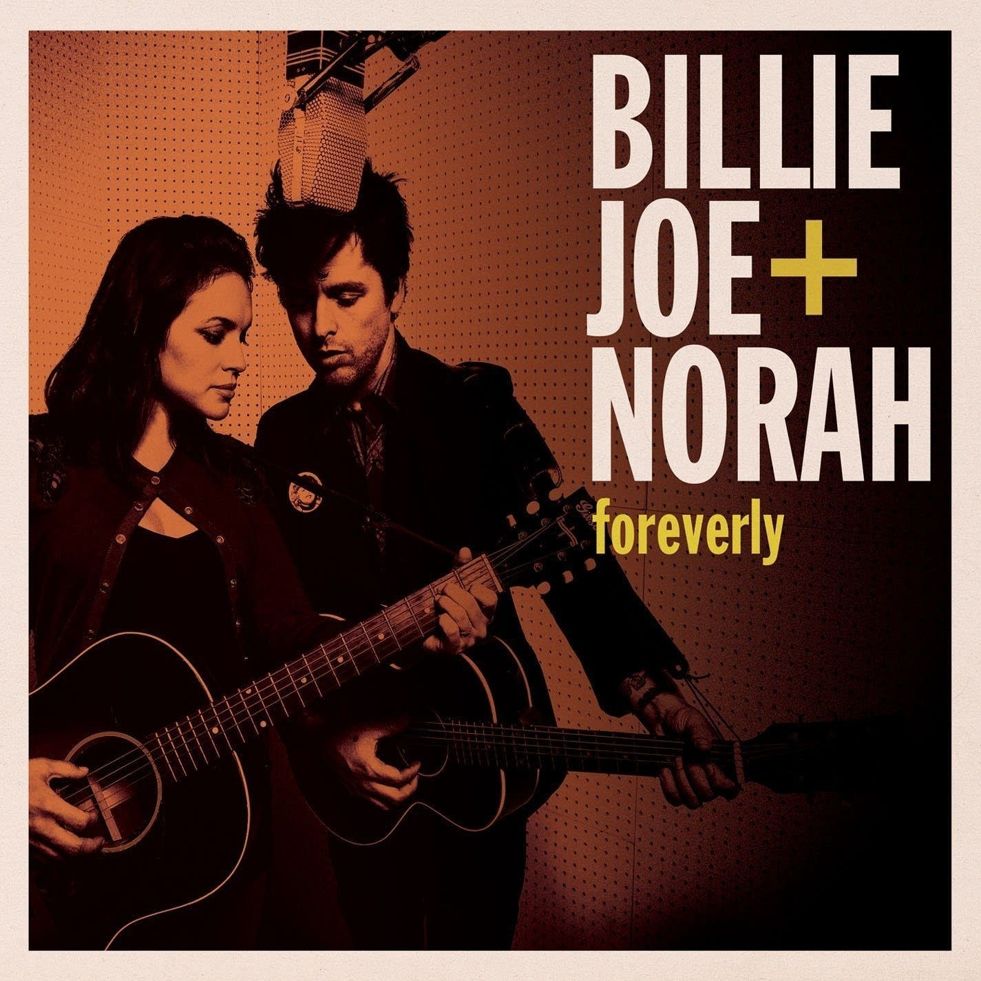 bille joe and norah foreverly album art