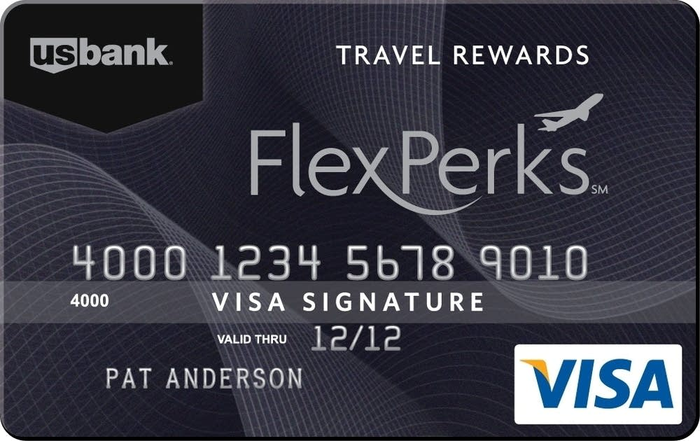 The new FlexPerks card