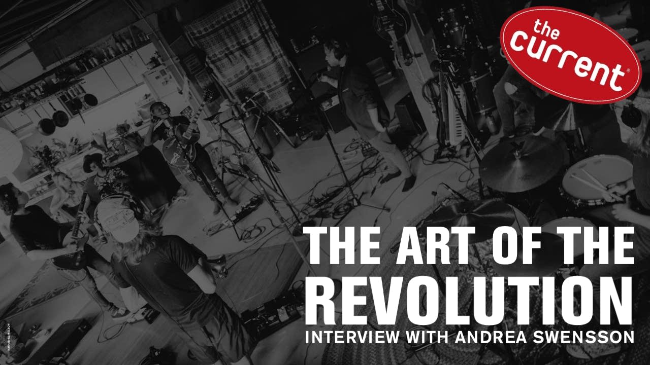 The Art of the Revolution: interview with Andrea Swensson