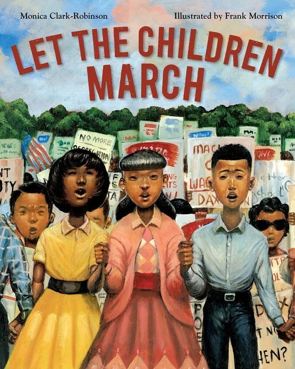 'Let the Children March' by Monica Clark-Robinson