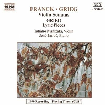 Cfef4a 20170223 cesar franck violin sonata iv allegretto poco mosso