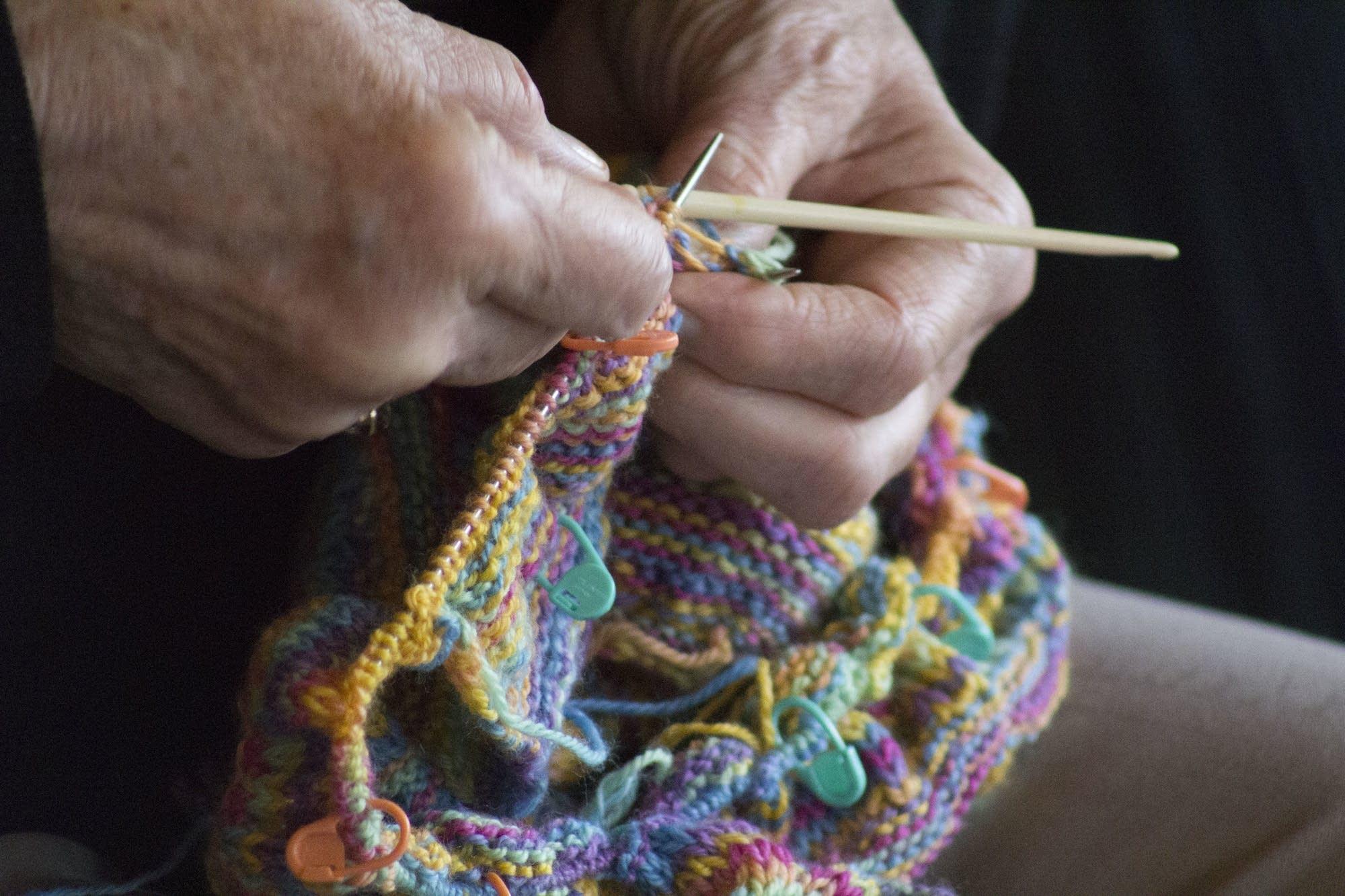 Alesund - 23 - knitting