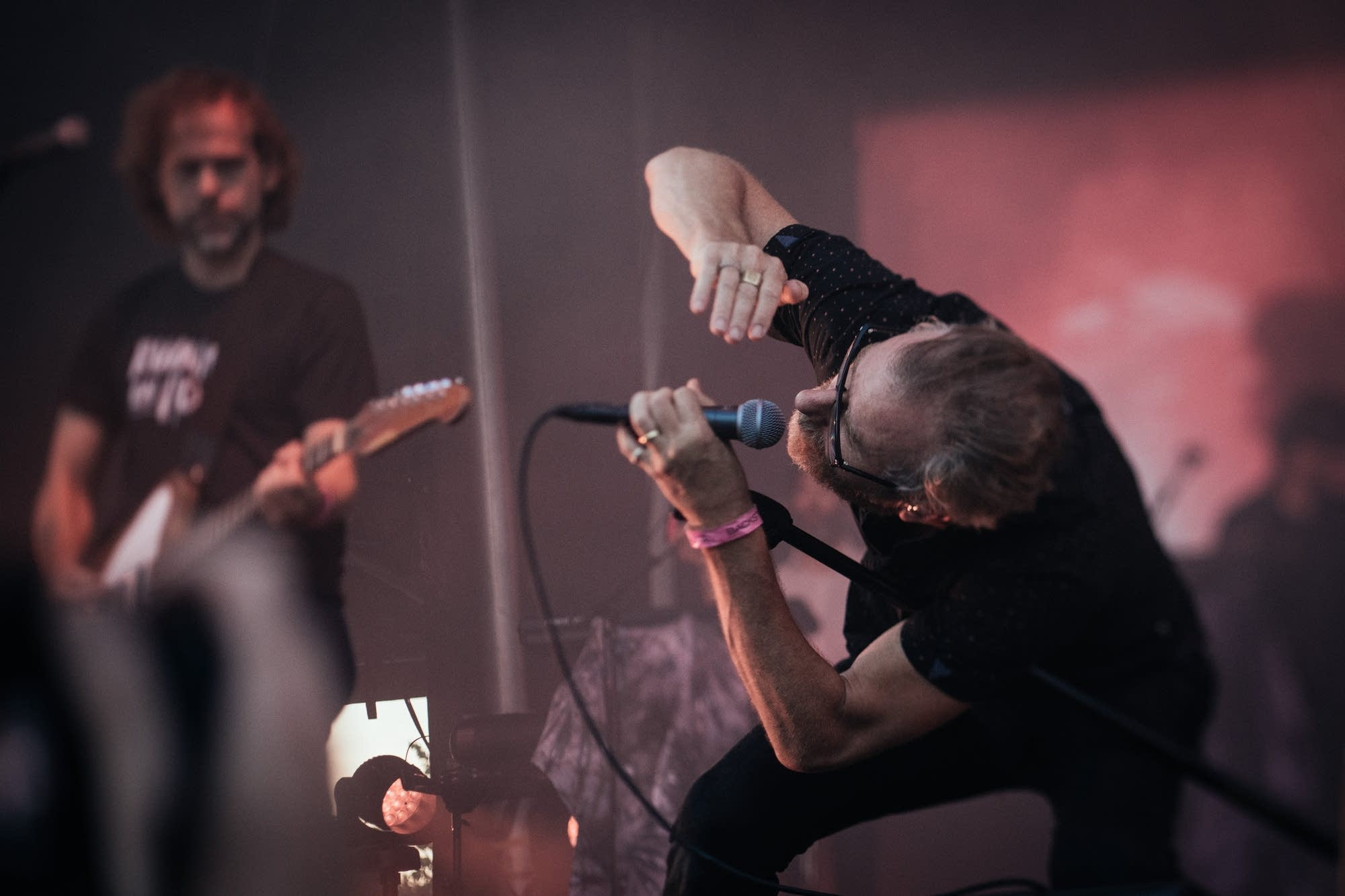 The National perform at Rock the Garden 2019