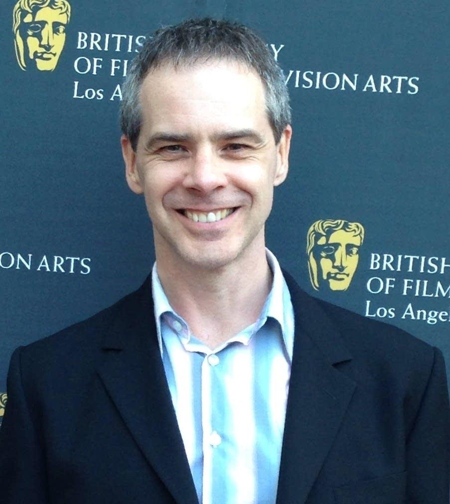 Composer Grant Kirkhope