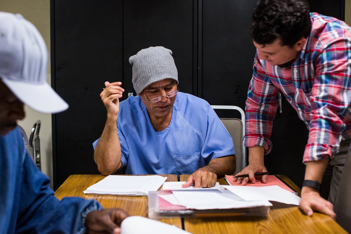 Higher education behind the bars of San Quentin