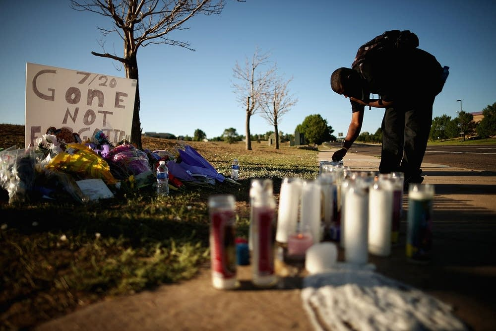 Colorado community mourns