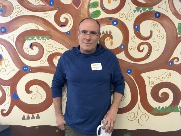 Idaho Suicide Prevention Hotline director John Reusser