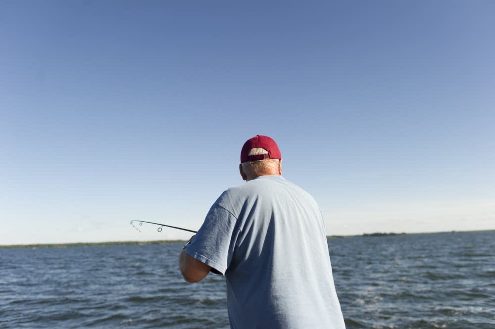Bass tournament on mille lacs lake gives tourism a boost for Mille lacs lake fishing