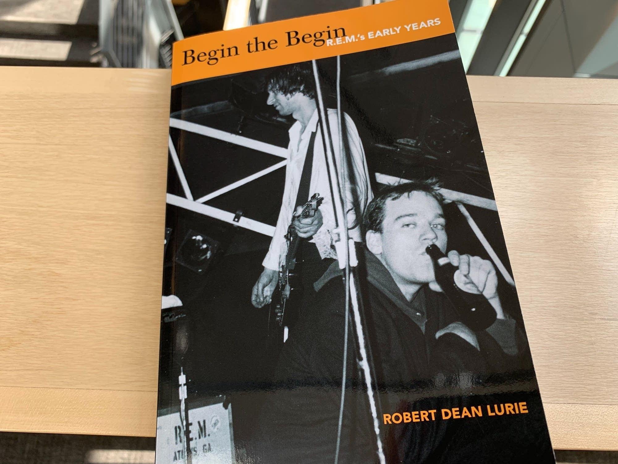 Robert Dean Lurie's 'Begin the Begin.'