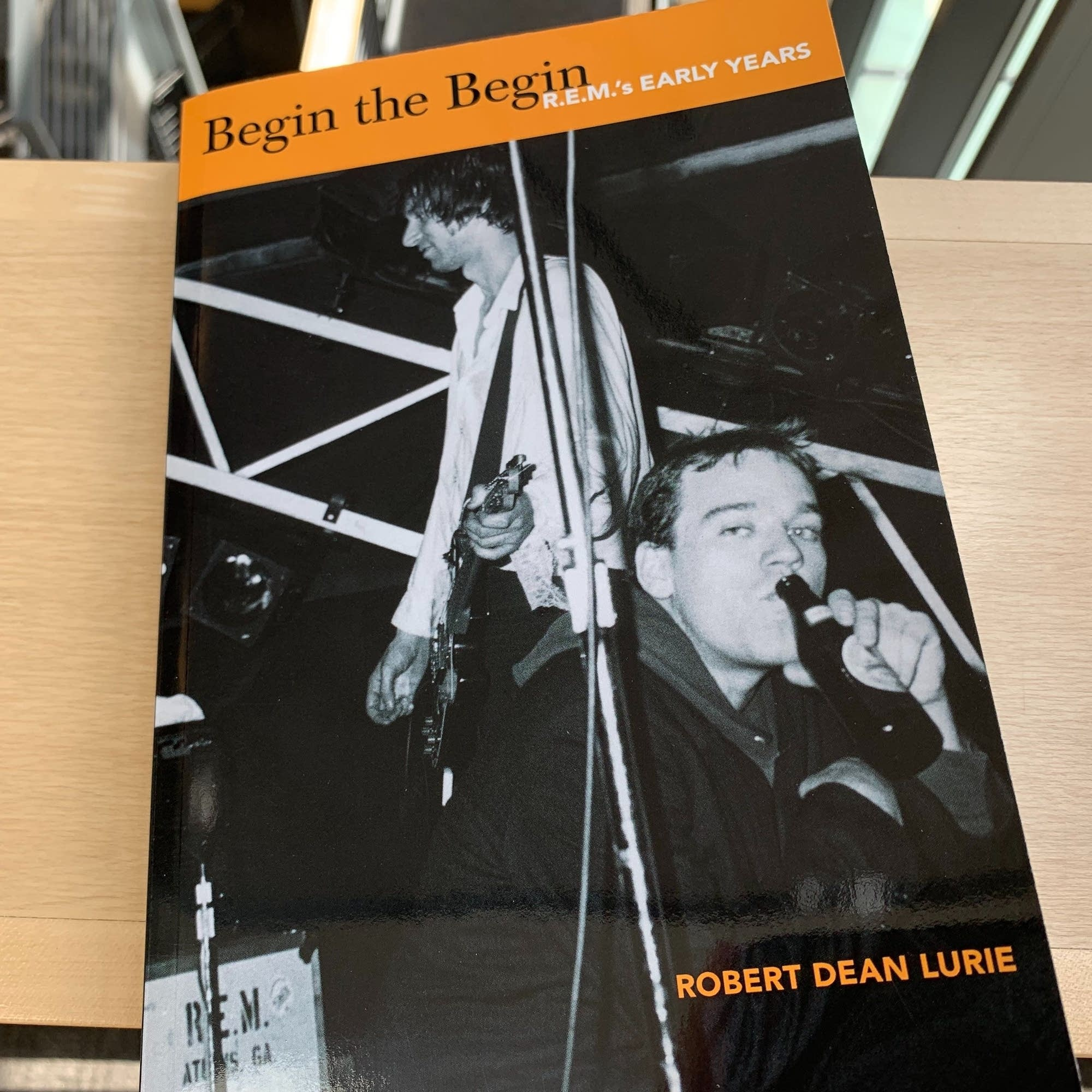 Robert Dean Lurie's 'Begin the Begin.'