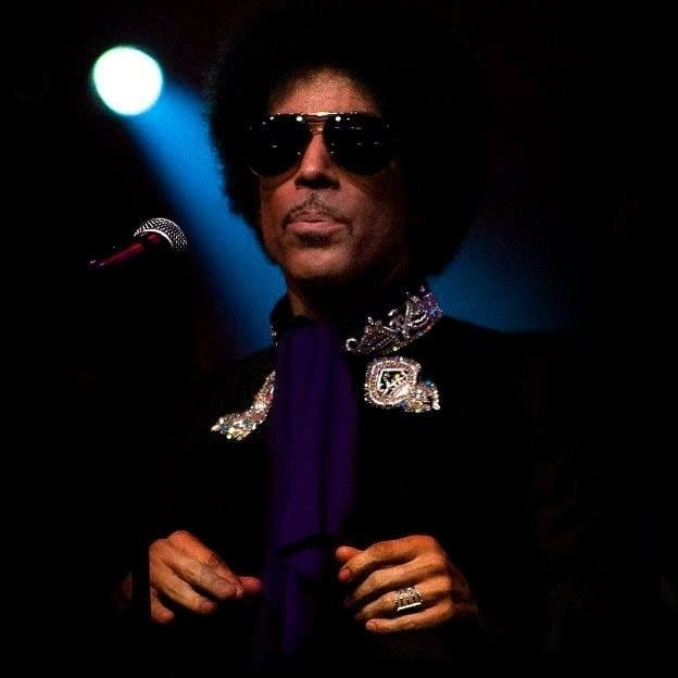 Prince at Montreux Jazz Festival 2013