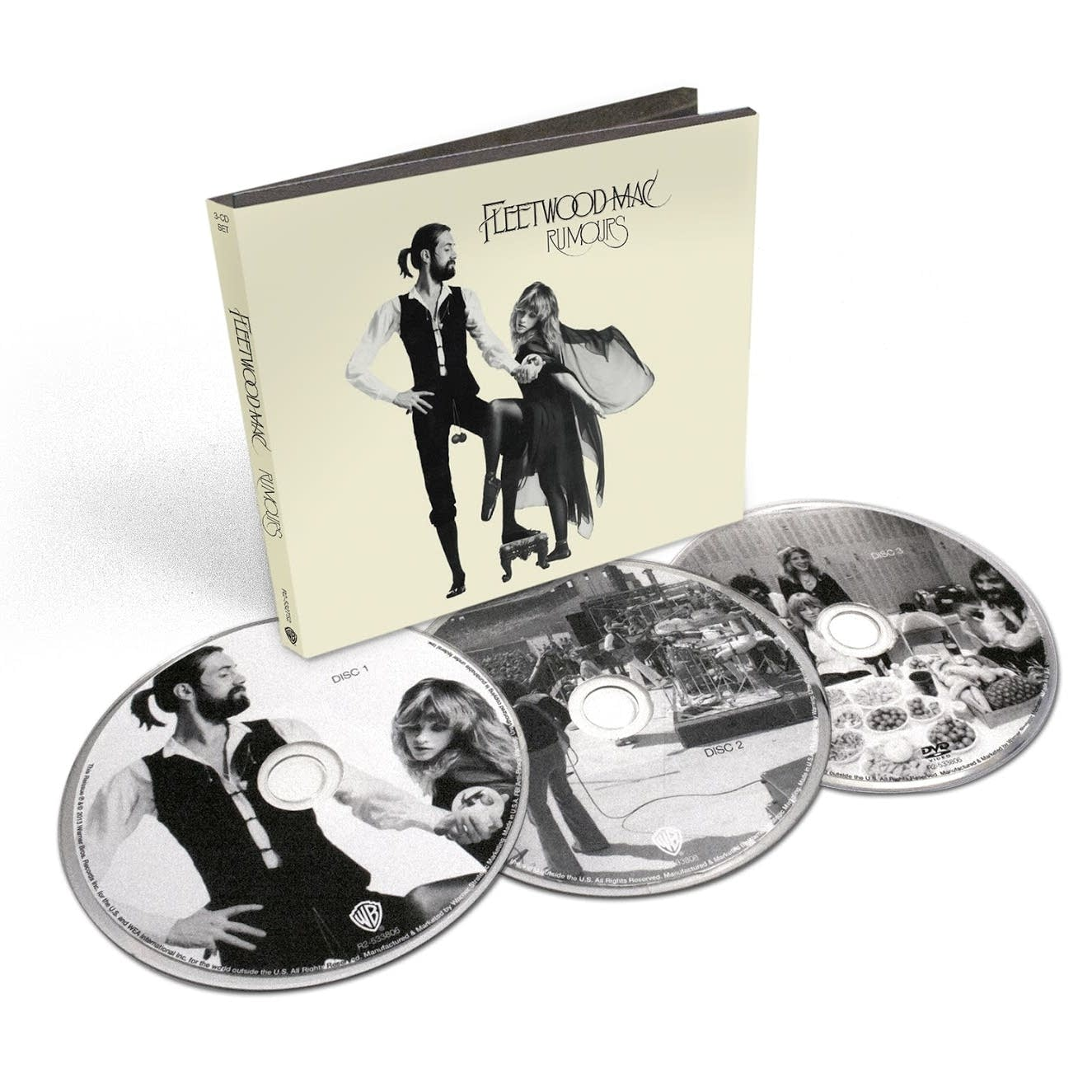 Fleetwood Mac Rumours Deluxe Edition