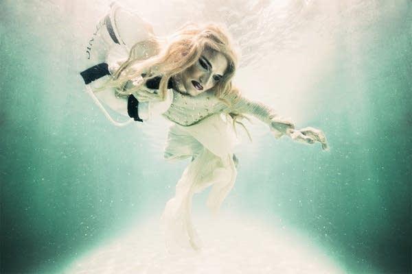 'Various Stages of Drowning,' by Rosie Herrera