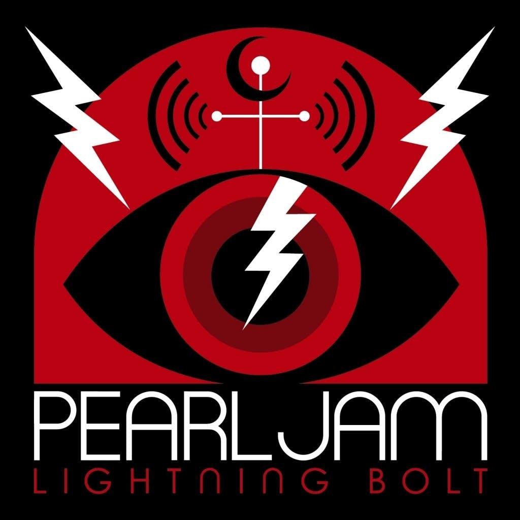 pearl jam, lightning bolt