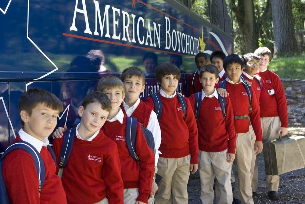 photo of The American Boychoir