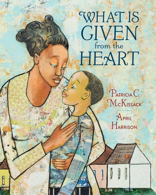 Julie's Library: What is Given From The Heart