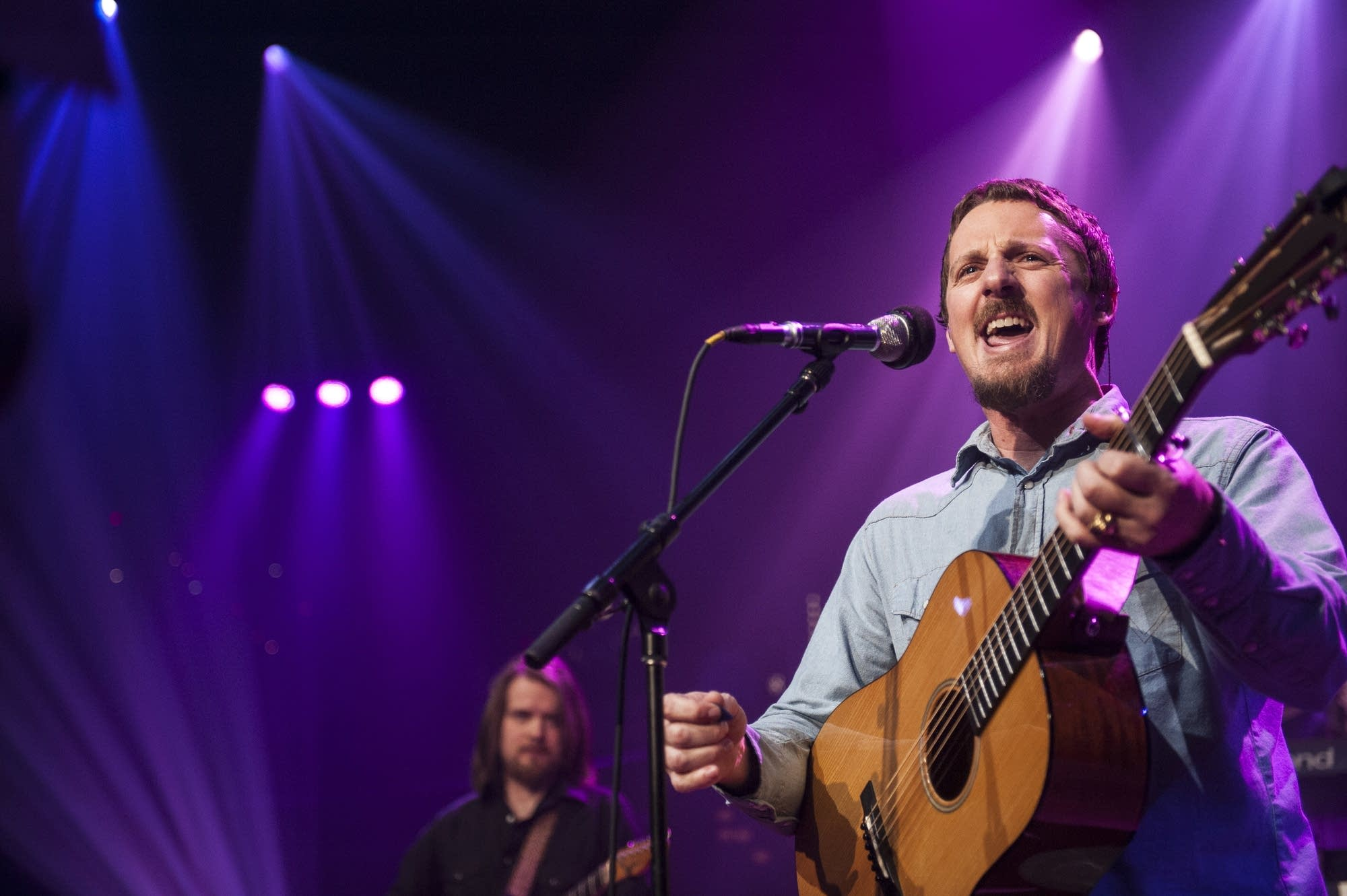 Sturgill Simpson performs on 'Austin City Limits'